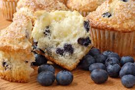 screenshot blueberry muffins