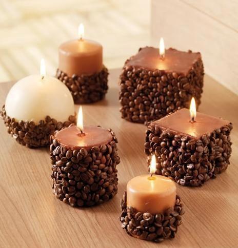 screenshot coffee candles